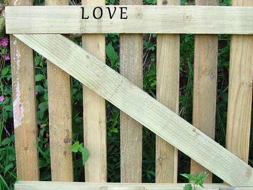 Gate of love