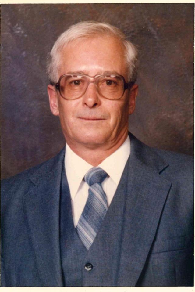 My Dad, Reg
