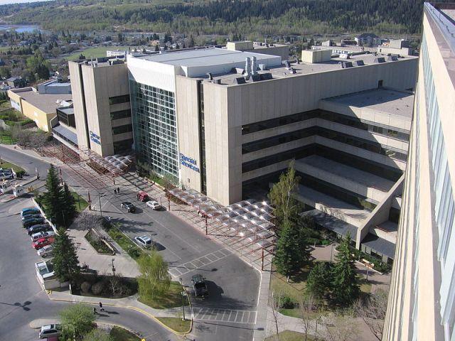 Tom Baker Cancer Centre, Calgary, Alberta