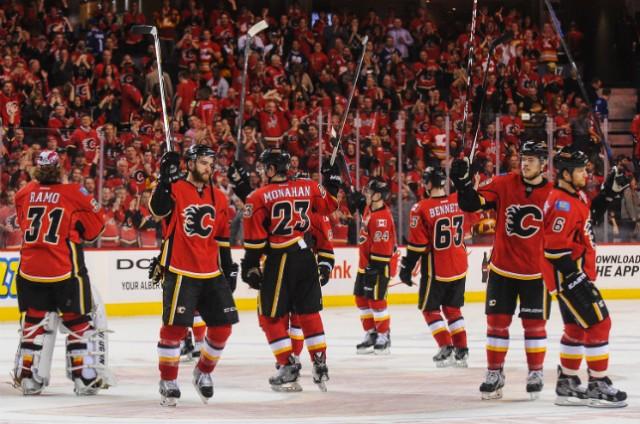 The Calgary Flames