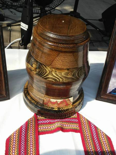 Urn made from Papa 100 yrs old chair.jpg